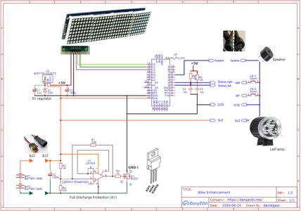 Technical Description of the Electronic Part.