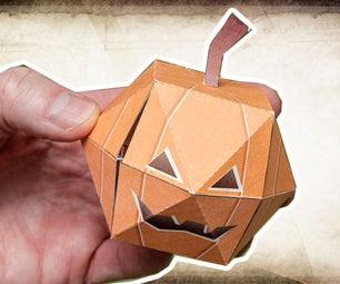 Pop Up Pumpkin.