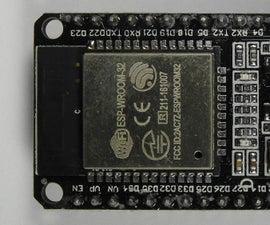 ESP32-Touch, Hall, I2C, PWM, ADC, & DAC