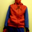 Spider-Man Homecoming Homemade Suit