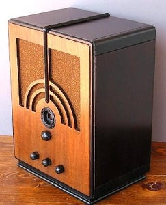 Inspiration: Philco, RCA, and Other Vintage Radios