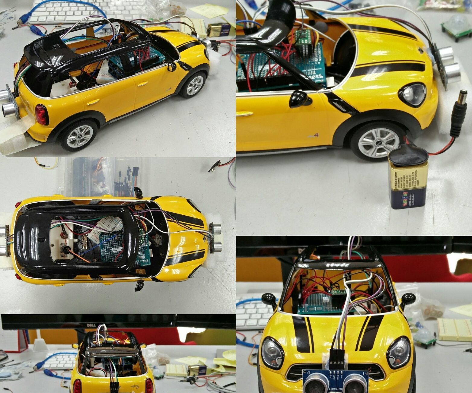 Give a New Life to Your RC Toy Car