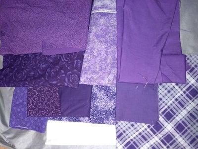 Fabric Prep