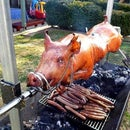 Cook a whole Roast Pig - Lechon Baboy