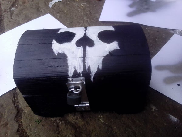 Call of Duty Ghosts Chest