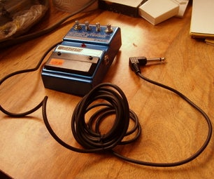 Star Power Foot Pedal to a Guitar Hero Controller