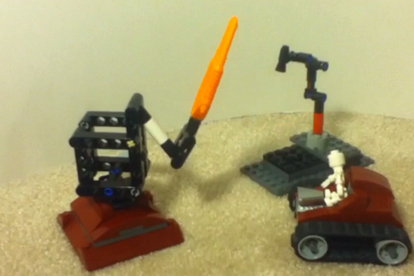 Stop-Motion Animation With an IPod Touch / IPhone