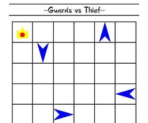 How to Play Guards Vs Thief