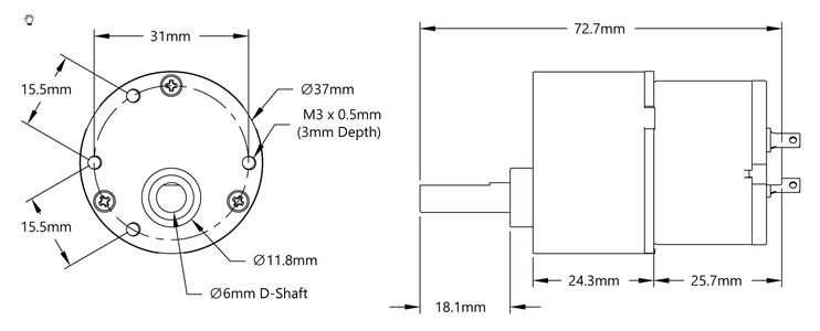 Designing the Motor Mount Platform