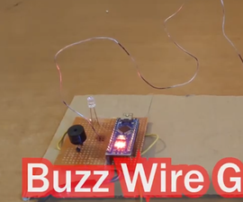How to Make Buzz Wire Game