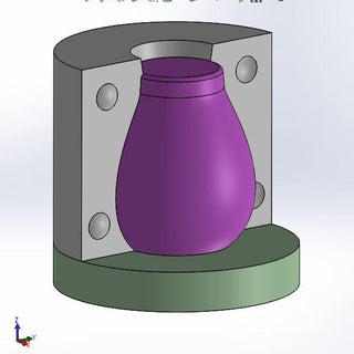 3D Printing a Mold for a Slipcasting Mold