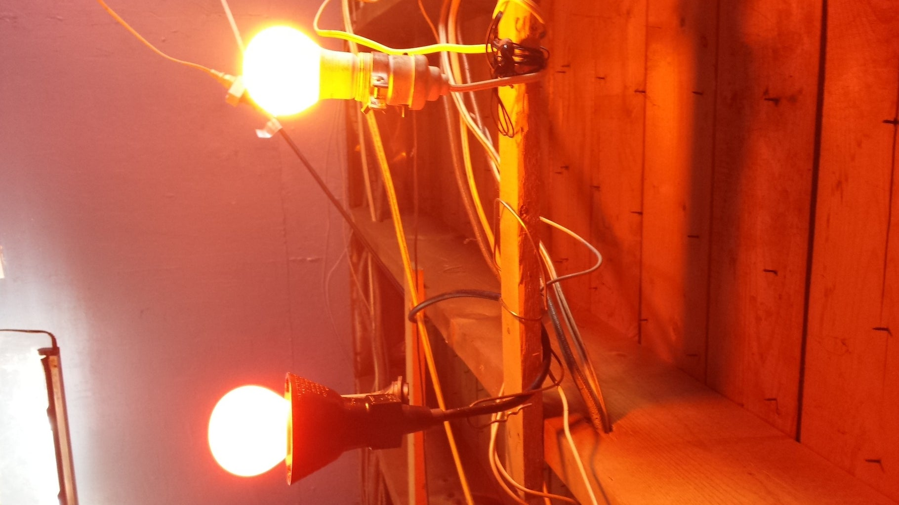 Very Important Safety With High Voltage and Chemicals Involved.