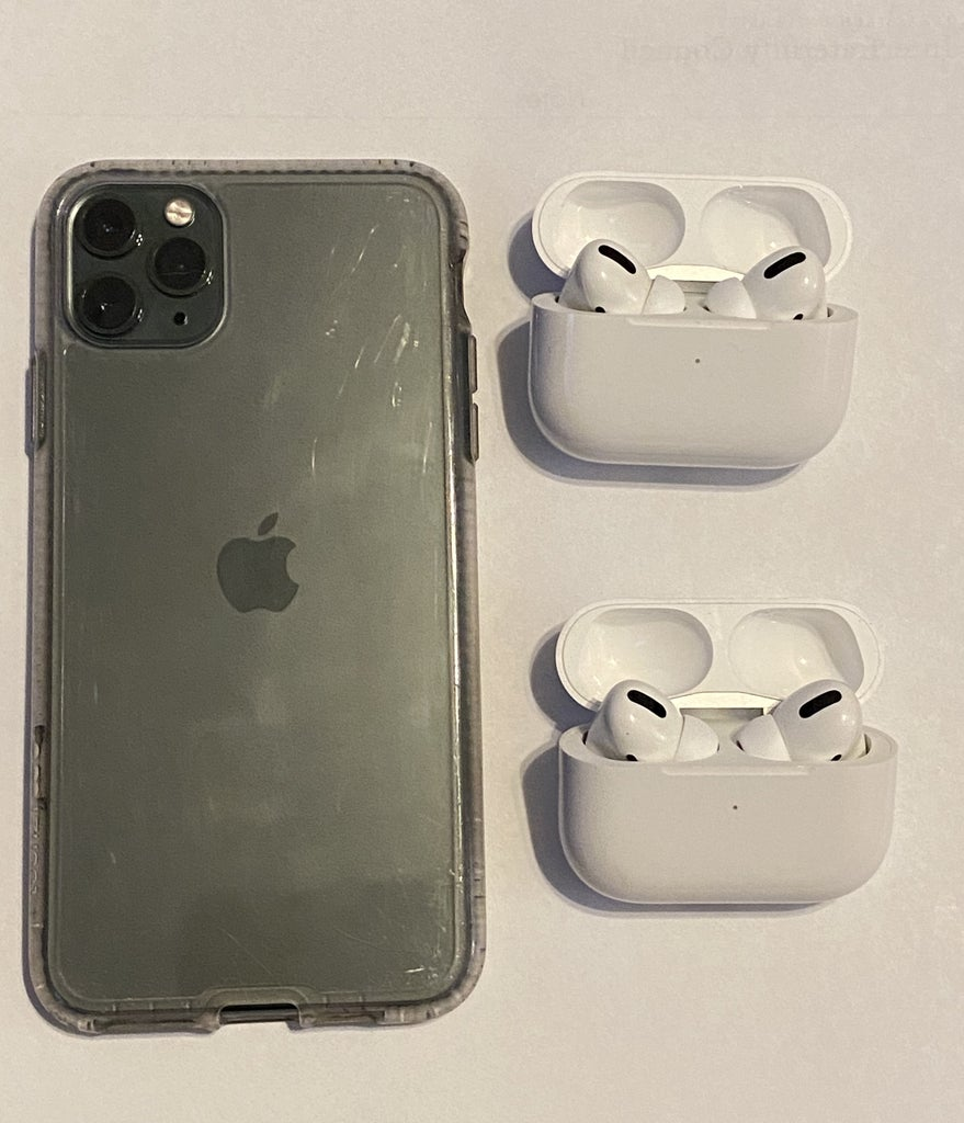How to Connect Two Sets of Apple Airpod Pro's to an Apple Iphone 11 Max Pro