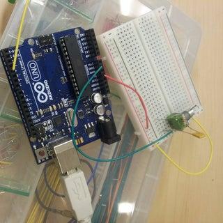 Arduino Basics: RCtime