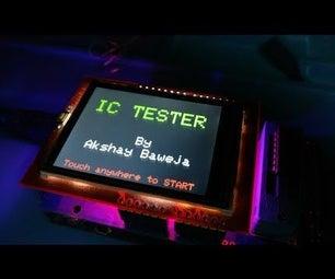 Smart IC Tester