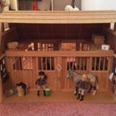 How To Decorate A Breyer Horse Barn