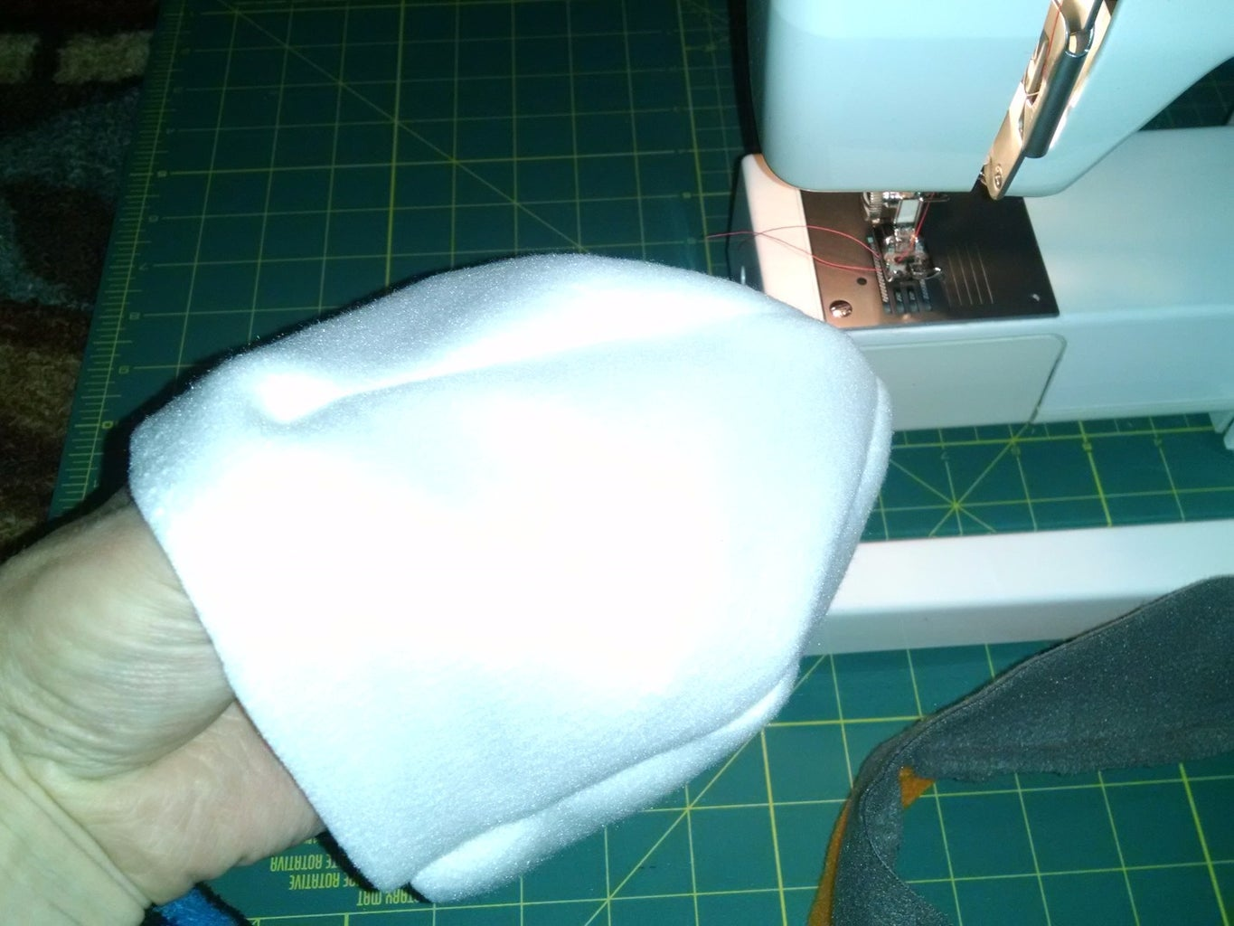 Attaching the Ear Bands