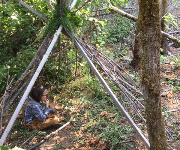 Quick Shelter/fort