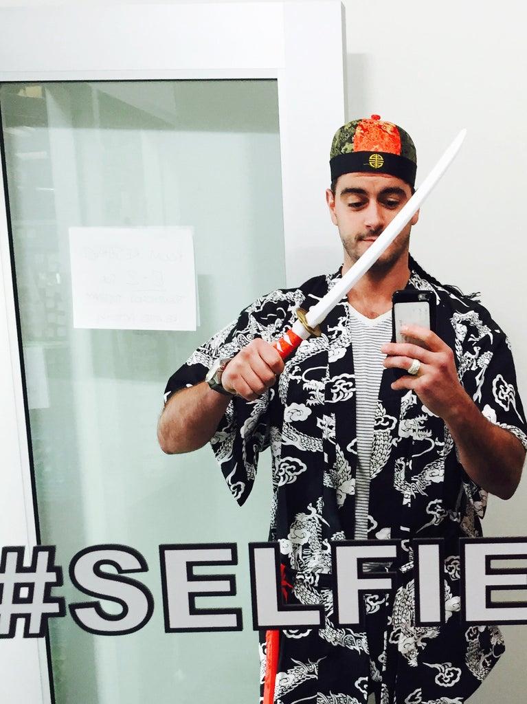 #SELFIE Mirror