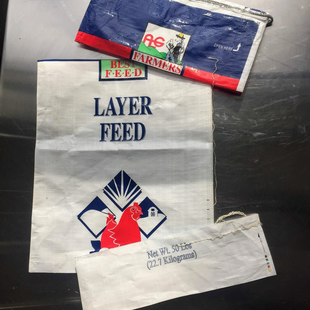 Prepare the Feed Bag to Be Transformed