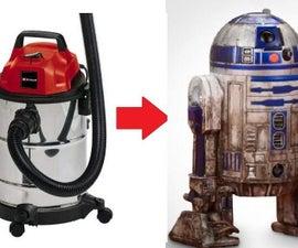 R2-D2 VACUUM