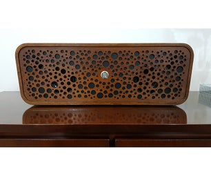 Wood, Glue and Bluetooth Sound