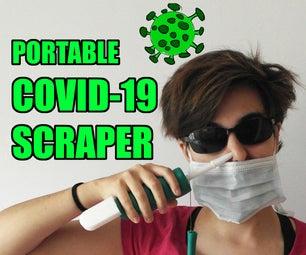 便携式Covid-19刮刀