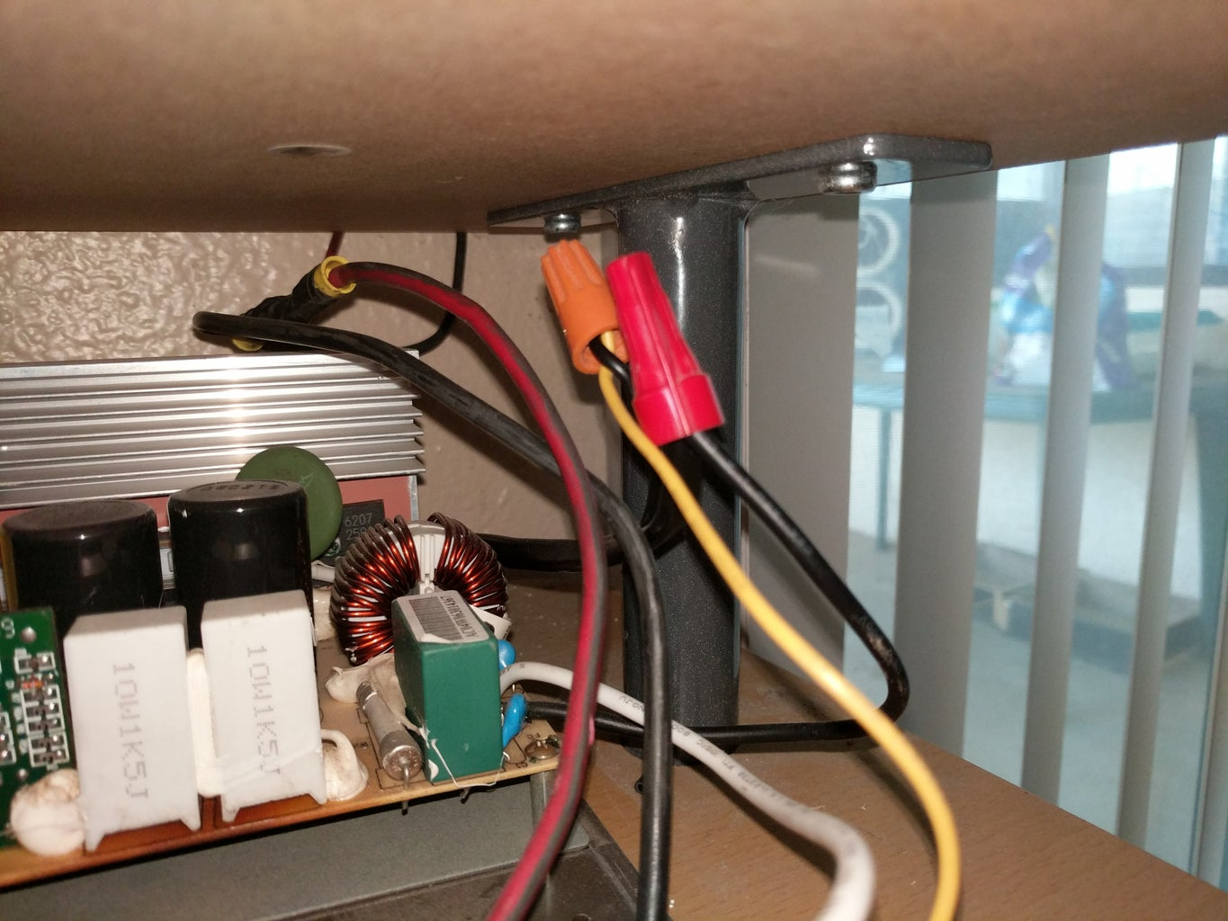 Wiring the Hot Side