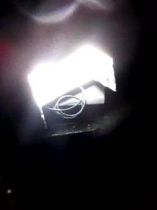Cardboard Box Spotlight