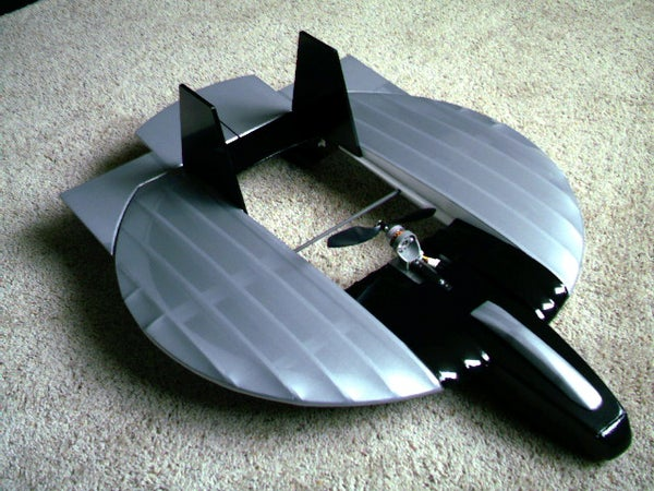 RC FS-5.24 Flying Saucer