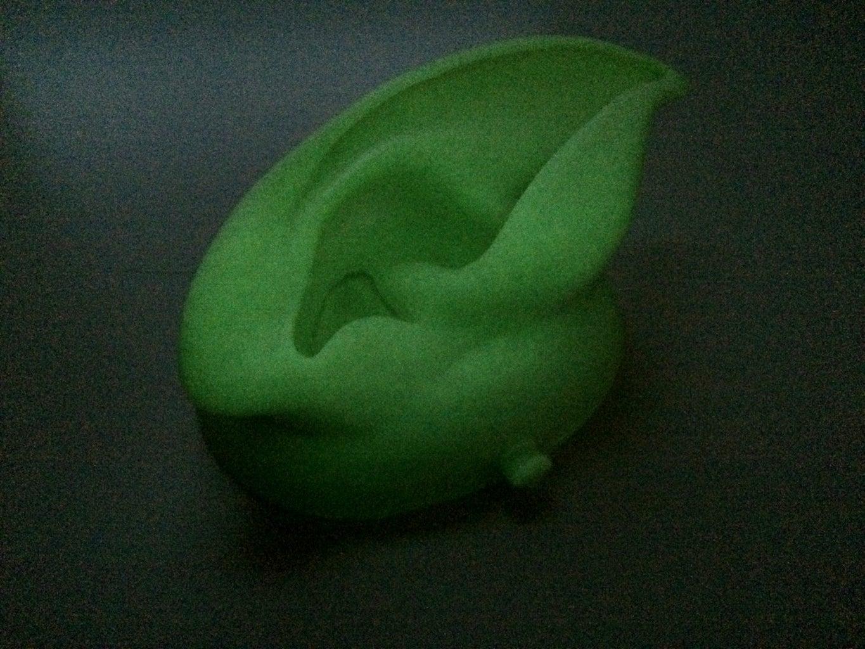 Prototype 3: Dremel PLA Print
