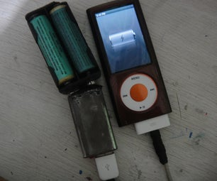 My Portable Ipod Charger or Any Gadget