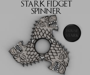 Stark Fidget Spinner