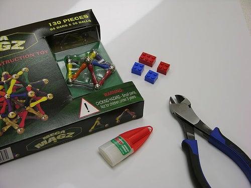 Lego Refrigerator Magnets
