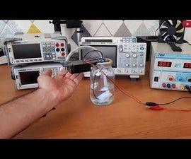 Hand Sanitizer Dispenser Circuit/DIY [Non Contact]