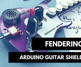 Fenderino Guitar 🎸 Assembly Guide