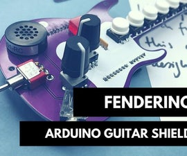 Fenderino Guitar 🎸 Assembly Guide