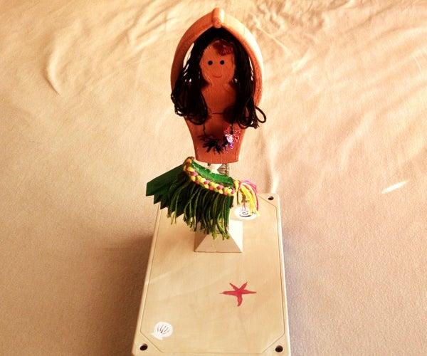 Arduino Based Hula Dancer