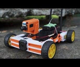 3D Printed Robotics Development Platform With Nvidia Jetson Nano