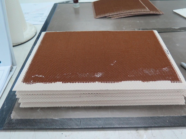 Mold Core Prep - Stabilization With Edge Filler