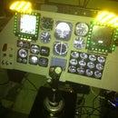 A10C Cockpit Overlay