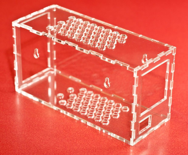Snap-fit Plexiglas Case for Your Project