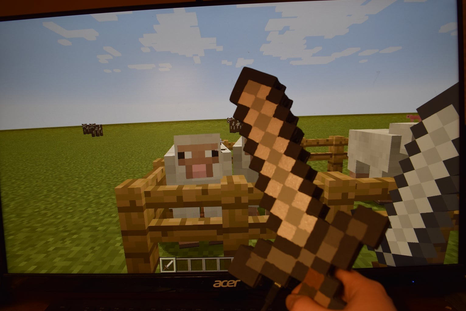 Minecraft Sword Hits When You Do