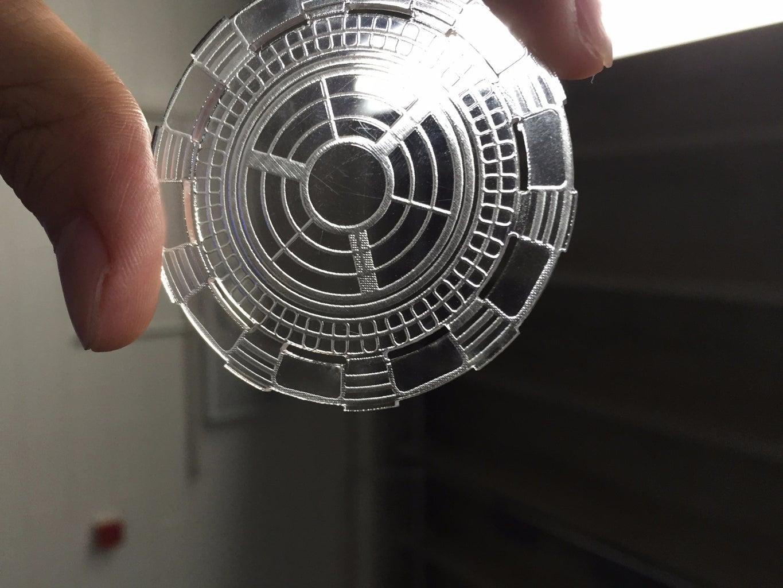 Lasercut Faceplates