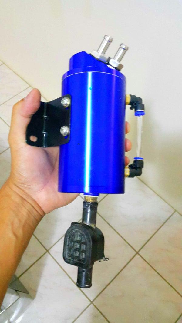 Installing an Oil Air Separator!