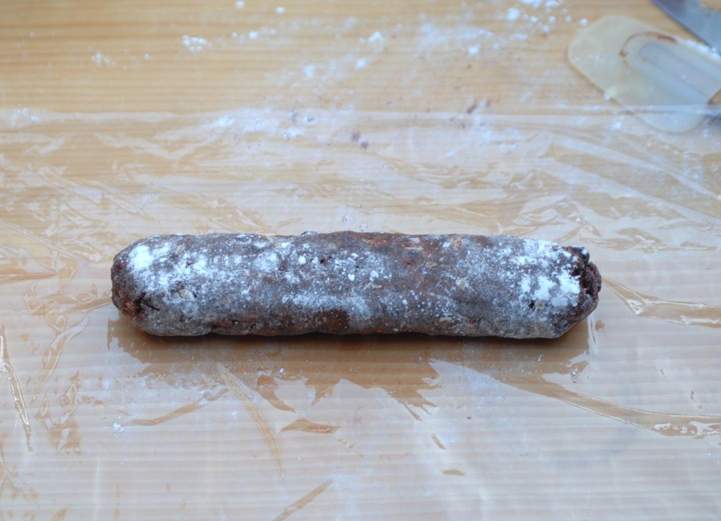 Fruit Chorizo - Forming