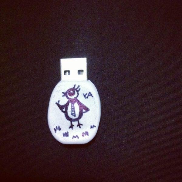 Sugru USB Drive