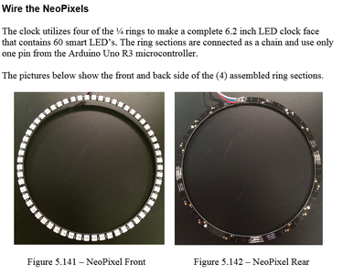 Construction - Wire the NeoPixels