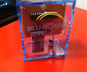 BLU-BOARD, Control Your Home With Blue Tooth!