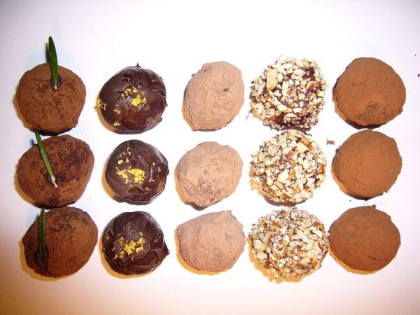 Anatomy of a Chocolate Truffle